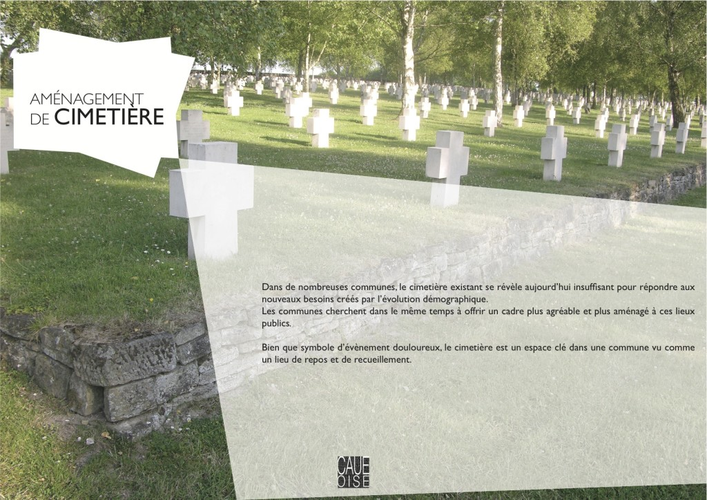 Amenagement de cimetiere couv